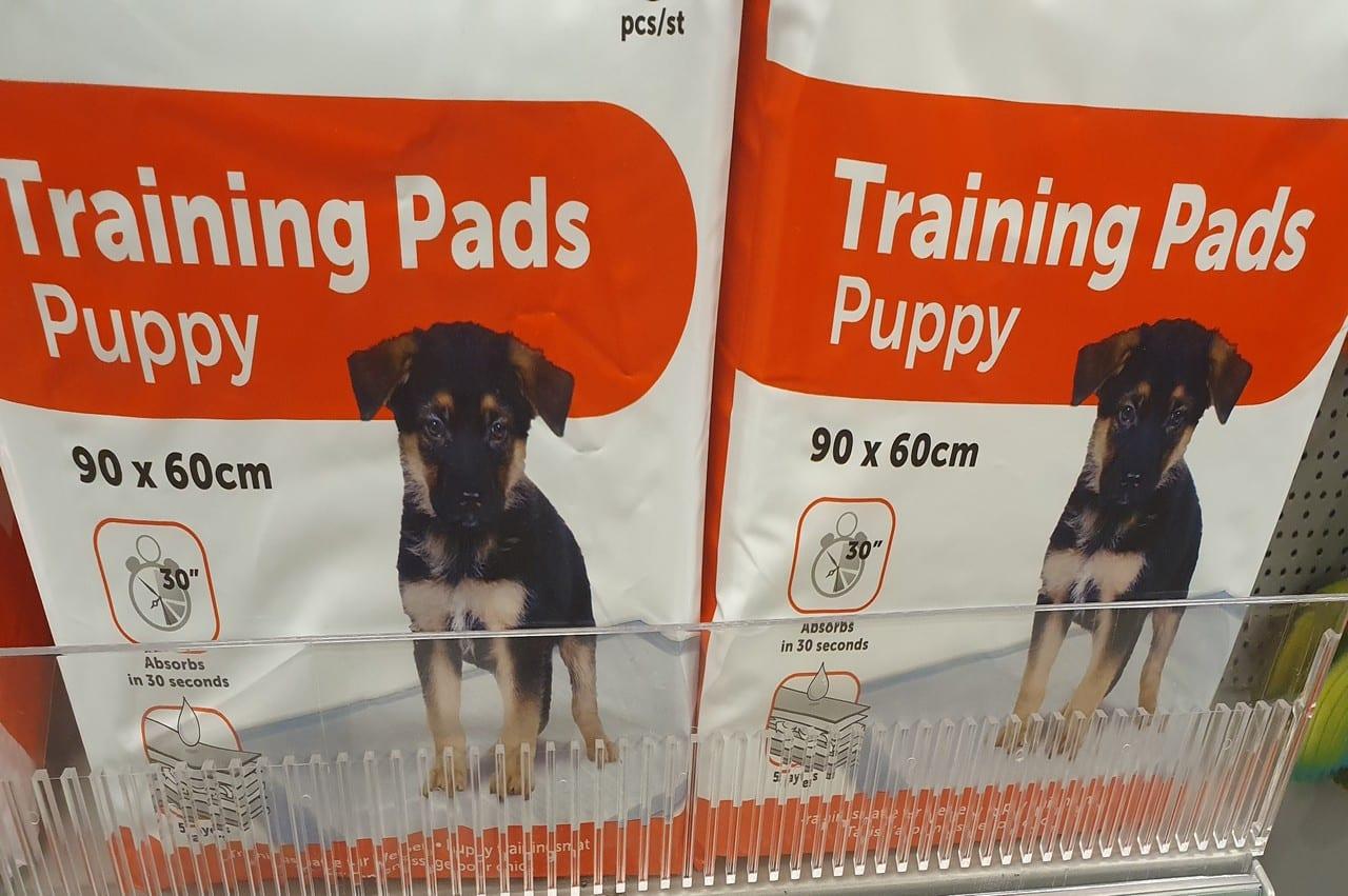 Beste puppy pads