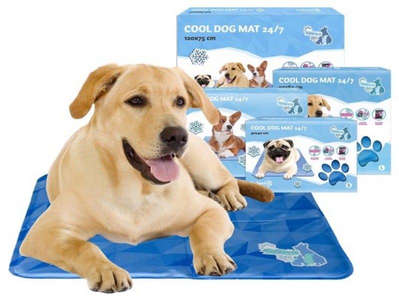 Cool Dog Koelmat 24/7  - Blauw