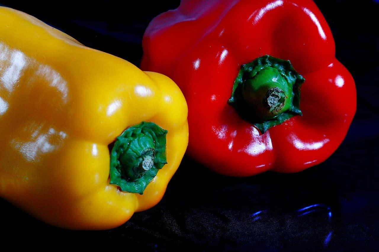 Sommige rassen allergisch voor Paprika