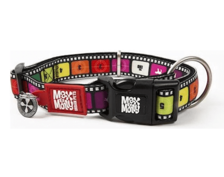 Max & Molly Hondenhalsband Movie XS