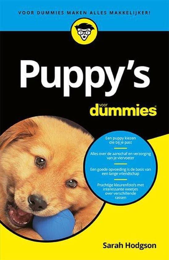 Beste hondenboeken voor puppy's – een top 3