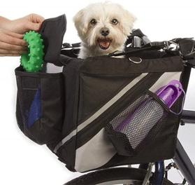 Beste fietsmand voor honden – Top 4